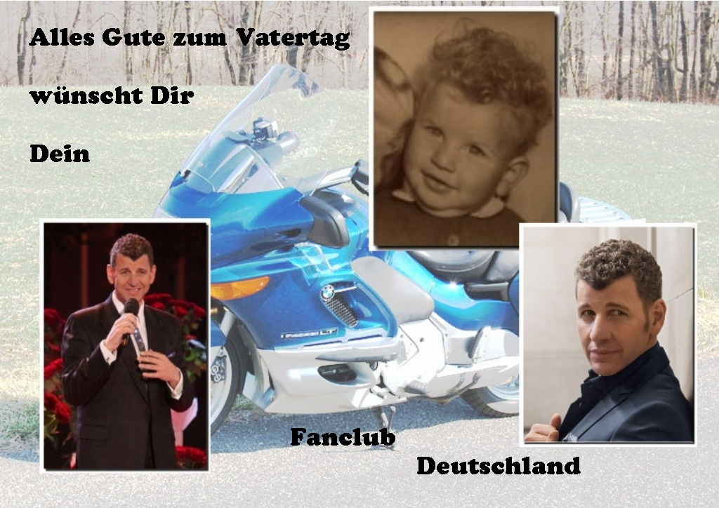 Collage Vatertag